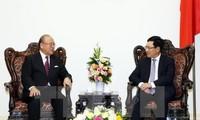 Thúc đẩy hợp tác sản xuất nông nghiệp chất lượng cao giữa Việt Nam và Nhật Bản