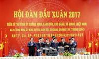 Thúc đẩy hợp tác toàn diện giữa 4 tỉnh biên giới VN và Khu tự trị dân tộc Choang – Quảng Tây, TQ