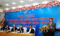 Đồng bào công giáo Việt Nam tích cực tham gia phong trào thi đua yêu nước