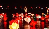 Thông tin cho thính giả về món bánh nổ ở Quảng Ngãi và ý nghĩa của Tết Nguyên Tiêu