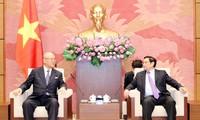 Liên minh nghị sỹ hữu nghị Nhật - Việt là cầu nối thúc đẩy quan hệ hai nước