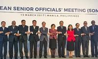 Cuộc họp các Quan chức cao cấp ASEAN và Cuộc họp Tham vấn chung ASEAN