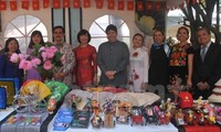 Việt Nam tham dự Tuần lễ văn hóa quốc tế ở Mexico