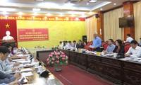 Phó Chủ tịch Quốc hội Uông Chu Lưu làm việc tại tỉnh Hà Giang