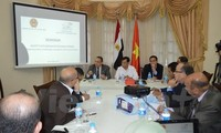 Hội thảo về cơ hội, thách thức và triển vọng hợp tác Việt Nam – Ai Cập