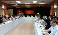 """Hội thảo 70 năm tác phẩm """"Đời sống mới"""" của Chủ tịch Hồ Chí Minh"""
