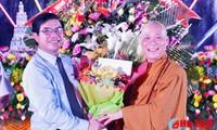 Nhiều hoạt động mừng Đại lễ Phật đản Phật lịch 2561