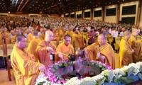 Trung ương Giáo hội Phật giáo Việt Nam tổ chức Đại lễ Phật đản Phật lịch 2561