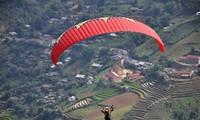 Festival dù lượn tại Khau Phạ - điểm bay đẹp nhất trong 10 điểm bay dù lượn của thế giới