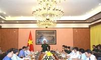 Thượng tướng Nguyễn Chí Vịnh gặp mặt Trưởng các cơ quan đại diện Việt Nam ở nước ngoài