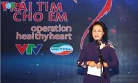 """Chủ tịch Quốc hội Nguyễn Thị Kim Ngân dự Chương trình """"Viết tiếp ước mơ"""""""