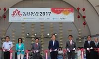 Khai mạc Lễ hội Việt Nam lần thứ 10 tại Nhật Bản