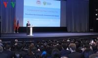 Chủ tịch nước Trần Đại Quang: Mong muốn cộng đồng doanh nghiệp Việt-Nga sẵn sàng đón nhận cơ hội mới