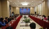 Xây dựng đường biên giới hòa bình, hữu nghị giữa Quảng Nam và tỉnh Sê Kông, Lào