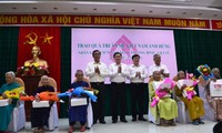 Phó Thủ tướng Vương Đình Huệ dự Đại lễ cầu siêu tưởng niệm các Anh hùng Liệt sĩ tại Quảng Trị