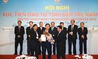 Bến Tre phấn đấu là tỉnh giàu có và năng động của cả nước, trở thành thủ phủ dừa của Việt Nam