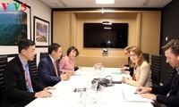 Việt Nam kêu gọi doanh nghiệp Australia tăng cường tới đầu tư