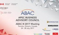 Việt Nam tham gia tích cực các chương trình của Hội nghị ABAC lần thứ 3