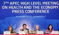 Thúc đẩy hợp tác APEC vì mục tiêu xây dựng khu vực châu Á - Thái Bình Dương khỏe mạnh