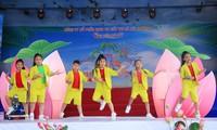 Nhiều hoạt động hấp dẫn du khách tại công viên Hồ Tây, Hà Nội dịp Quốc khánh 2/9