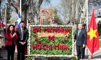 Kỷ niệm 72 năm Cách mạng Tháng Tám và Quốc khánh 2/9 tại Bỉ và Chile