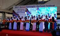 Lễ hội văn hóa ẩm thực tỉnh Gyeonggi-do (Hàn Quốc) tại Hà Nội