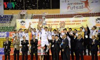 Kết thúc giải bóng đá Fusal Đông Nam Á 2017