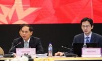Khai mạc Hội nghị Các quan chức cấp cao APEC (CSOM)