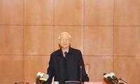 Tổng Bí thư chủ trì cuộc họp của thường trực Ban chỉ đạo TW về phòng, chống tham nhũng