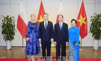 Tổng thống Cộng hòa Ba Lan kết thúc tốt đẹp chuyến thăm cấp Nhà nước tới Việt Nam