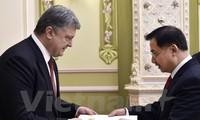 Tổng thống Ukraine: Tăng cường quan hệ với Việt Nam là ưu tiên trong chính sách đối ngoại
