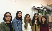 Cô sinh viên  Việt tại Australia say mê hoạt động xã hội