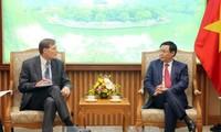 PTT Vương Đình Huệ hoan nghênh USAID hỗ trợ doanh nghiệp Việt Nam tham gia chuỗi cung ứng toàn cầu