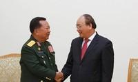 Thúc đẩy mối quan hệ truyền thống, hữu nghị, đoàn kết đặc biệt Việt - Lào