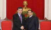 Quốc hội Việt Nam và Nghị viện Nhật Bản góp phần thúc đẩy hợp tác trong nhiều lĩnh vực