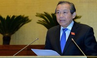 Phó Thủ tướng Trương Hòa Bình dự hội nghị triển khai công tác Nội vụ 2018