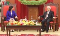 Việt Nam-Cuba: thúc đẩy mối quan hệ hữu nghị truyền thống,  hợp tác toàn diện