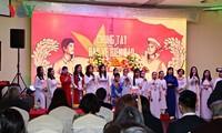 Đại lễ cầu siêu anh linh anh hùng liệt sĩ Trường Sa tại CH Czech