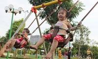 """Quỹ Nhi đồng Liên hợp quốc hỗ trợ Thành phố Hồ Chí Minh xây dựng """"Thành phố thân thiện với trẻ em"""""""