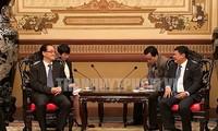 Thành phố Hồ Chí Minh và thành phố Trùng Khánh (Trung Quốc) tăng cường hợp tác