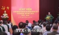 Kỷ niệm 45 năm thành lập Cơ quan Việt Nam tìm kiếm người mất tích