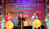 Chỉ số thiện cảm đối với cộng đồng người Việt tại Czech tăng cao