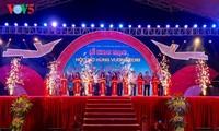Khai mạc Hội chợ Hùng Vương 2018
