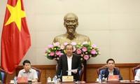 Phó Thủ tướng Trương Hòa Bình chủ trì hội nghị an ninh an toàn hàng không