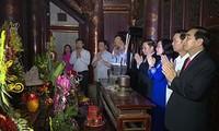 Lễ kỷ niệm 1050 năm nhà nước Đại Cồ Việt và lễ hội Hoa Lư 2018 diễn ra tối 24/04