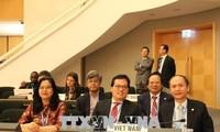 Đại hội đồng Y tế Thế giới: Việt Nam đẩy mạnh hợp tác quốc tế trong lĩnh vực y tế