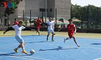 Giải bóng đá Thanh niên - Sinh viên Viên Nam mở rộng tại Cộng hòa Czech 2018
