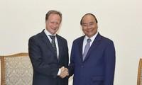 Thủ tướng Nguyễn Xuân Phúc tiếp Đại sứ, Trưởng phái đoàn EU tại Việt Nam
