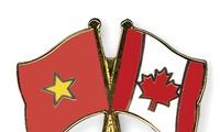 Giới chức Canada tin tưởng vào tiềm năng và triển vọng lớn trong quan hệ với Việt Nam