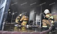 Người Việt bị thiệt hại nặng trong vụ cháy Trung tâm thương mại ở thành phố Kazan, LB Nga